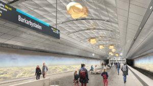 Bild: /Region Stockholm/White Arkitekter